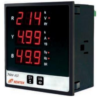 MKE Digital meter