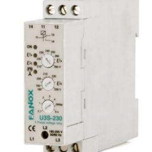 Voltage relay Spain