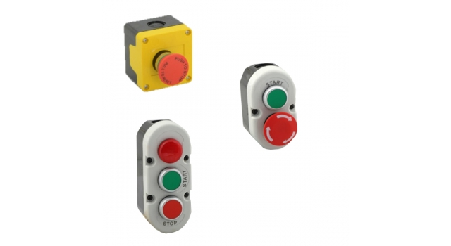 Control stations and push-button panels