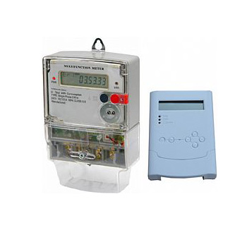 EM1100P Single Phase Pre Payment Meter