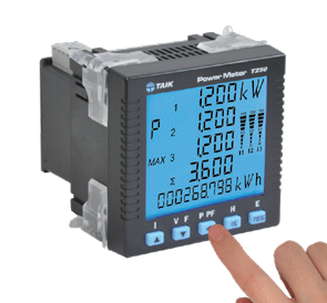 Power multifunction meter_mtecviet