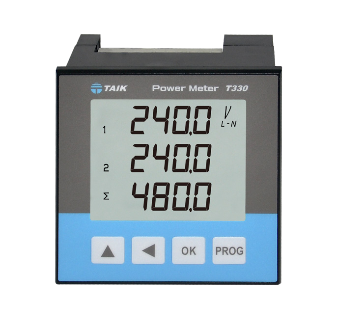 power multifunction meter_M.A.T