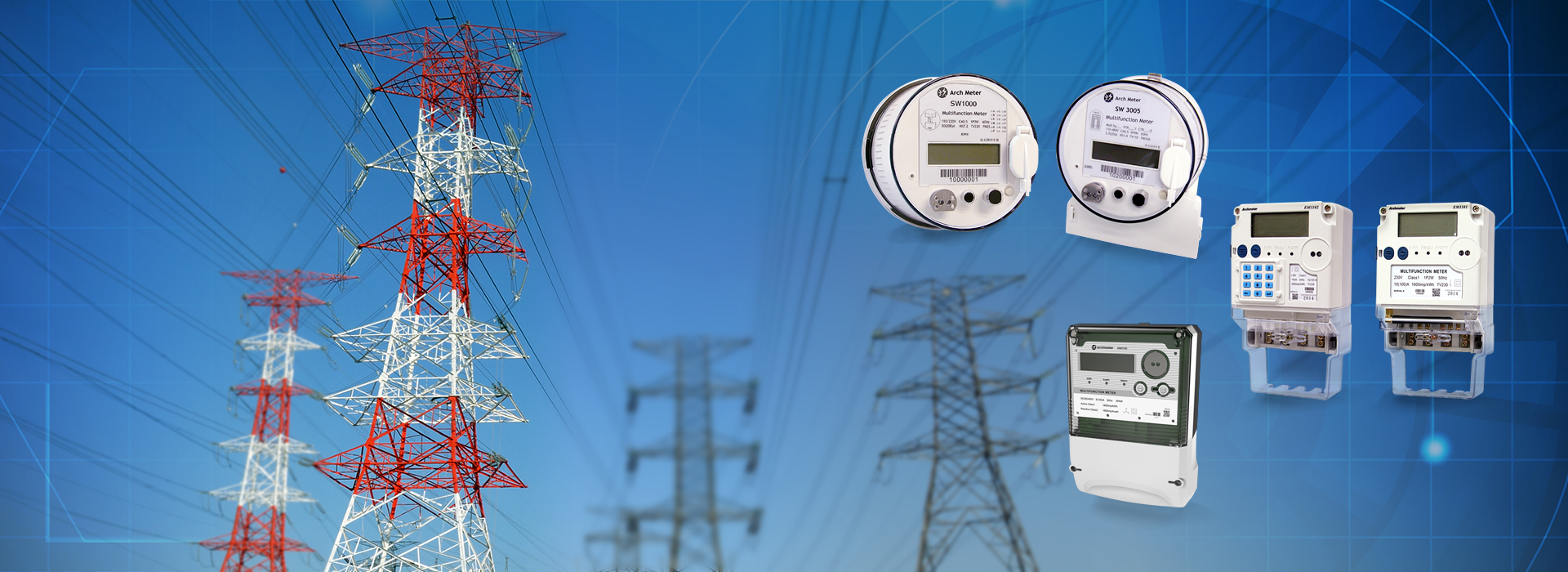 Smart Energy Meter Enhances Metering System and Management in AMI