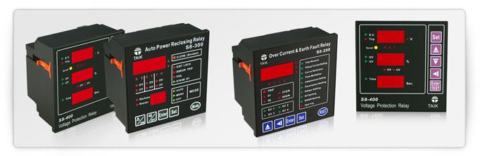 MKE cung cấp relay bảo vệ với các chức năng và độ chính xác cao.