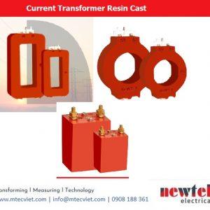 Biến dòng Resin Cast Newtek